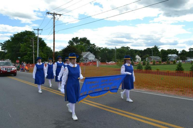 2014 Hudson Valley Volunteer firemens Parade